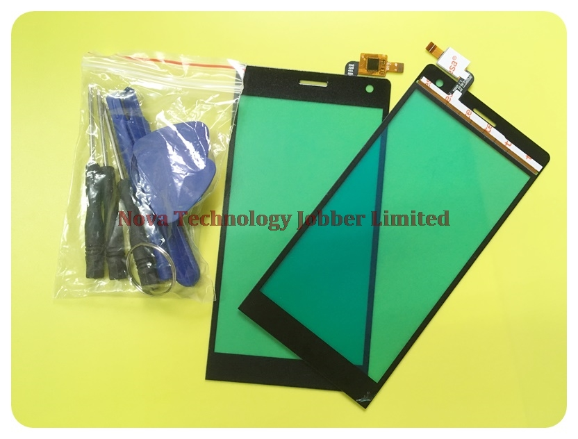 Wyieno MS150 Sensor Phone Replacement Parts For Dexp Ixion MS150 Touch Screen Digitizer Glass Panel ( Not lcd display )