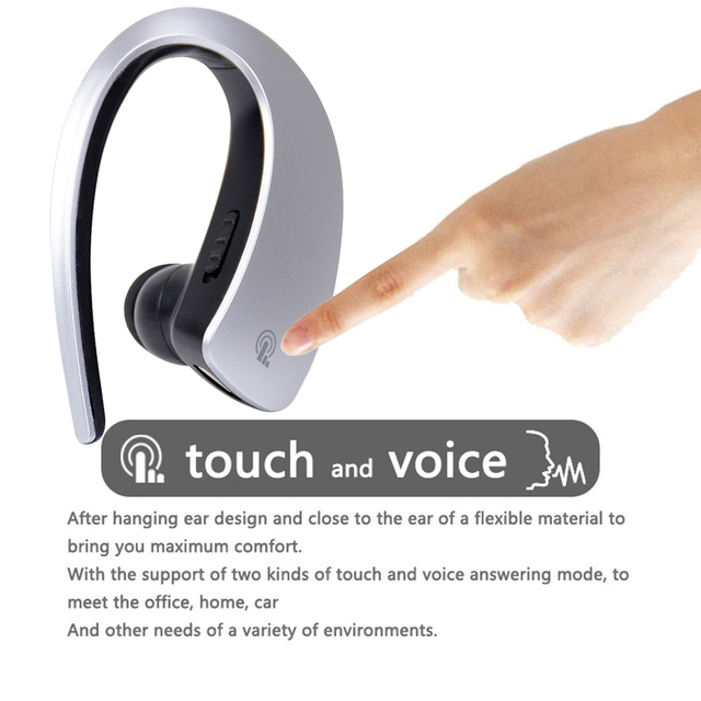 TOPROAD Mini Bluetooth Headset with Microphone