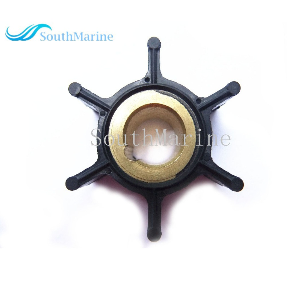 Boat Engine Impeller 389576  0389576  18-3091 For Johnson Evinrude OMC BRP 4HP 4.5HP 5HP 6HP 8HP Outboard Motor , Free Shipping