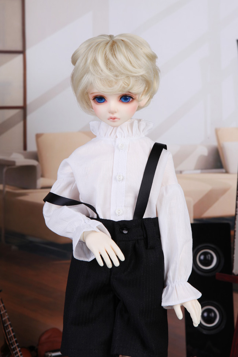 1/3 1/4 1/6 BJD Doll SD Clothes Toy Clothes For Boy Birthday Gift include ( Pants +Shirt )