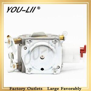 Image 4 - YOULII Carburatore per Motosega HUSQVARNA Partner 353 357 357XP 359XP 359 ZAMA C3 EL42 505203001 di Miscelazione Accessori