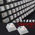 Enjoypbt cherry teclado mecánico keyboarded caliente 117 teclas claves perfil de sublimación negro sobre negro
