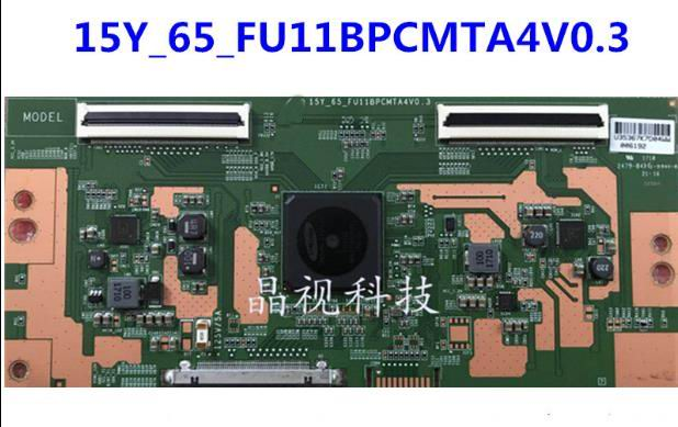 Original 100% Test For Samgsung L65m5-az 15y-65-fu11bpcmta4v0.3 Screen M165tv m65 Logic Board