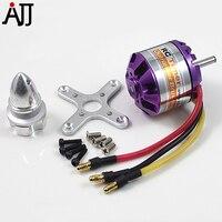 Rctimer A3536 3536 910KV 1000KV 1250KV 1450KV Outrunner Brushless Motor 4.0mm Shaft compatible 2 4S Lipo/40A ESC FPV Multirotor