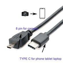 Тип C OTG кабель для Casio EMC-5 EMC5 EMC-5U EMC5U EMC-6 EMC6 камера для телефона