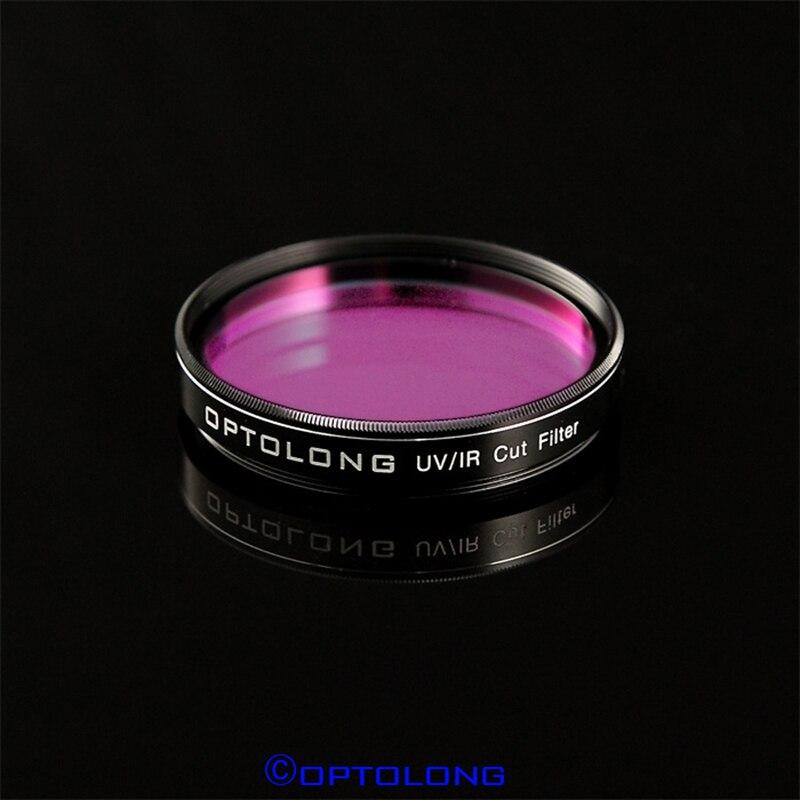OPTOLONG UV/ИК-не фильтр астрономический фильтры для телескопа для Deep Sky и планет фотографии 1,25 2 36 мм