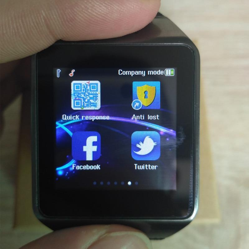 Smart Watch DZ09 Bluetooth WristWatch For Apple IPhone font b Android b font Phone Smartwatch Whatsapp