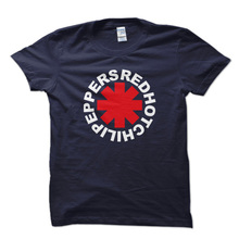 Red Hot Chili Peppers RHCP Galaxy Shirt T Mehr Mens Frauen