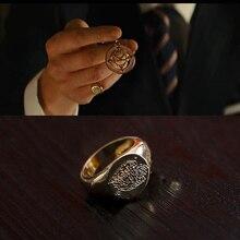 Кольцо для косплея Kingsman Harry Hart