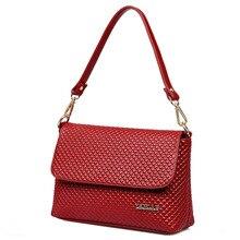 2015 Spring Designer Brand Vintage Fashion Leather Plaid Embossed Shoulder Messenger Handbag Women's Crossbody Bag Free Shipping
