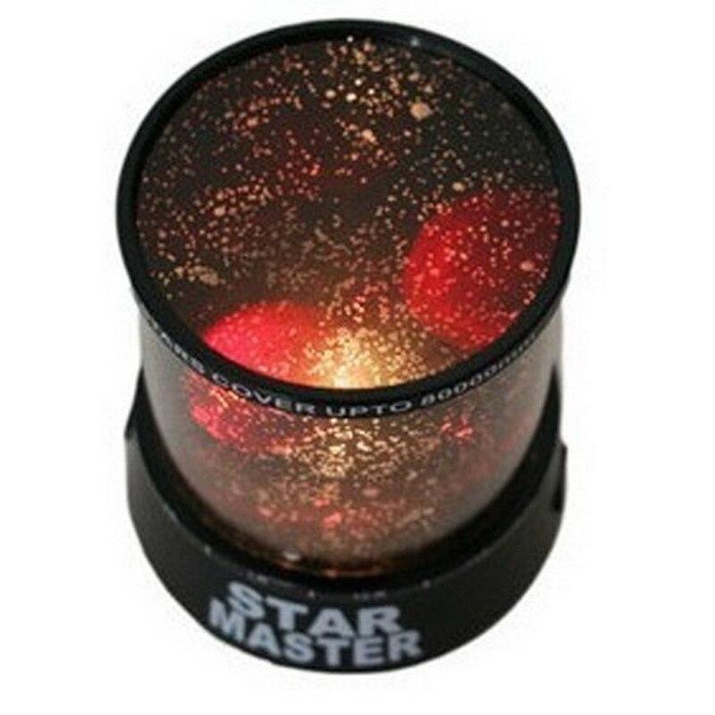 Luzes da Noite estrelado night light projector lamp Modelo Número : Colorful Led