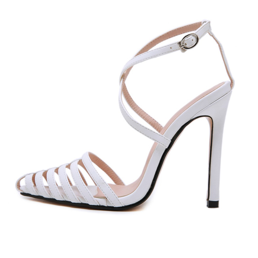 Jaycosin shoes Women Summer Sandals Casual Fashion Nightclub Sandals With Open Toe formal High Heels Shoes 2019 2