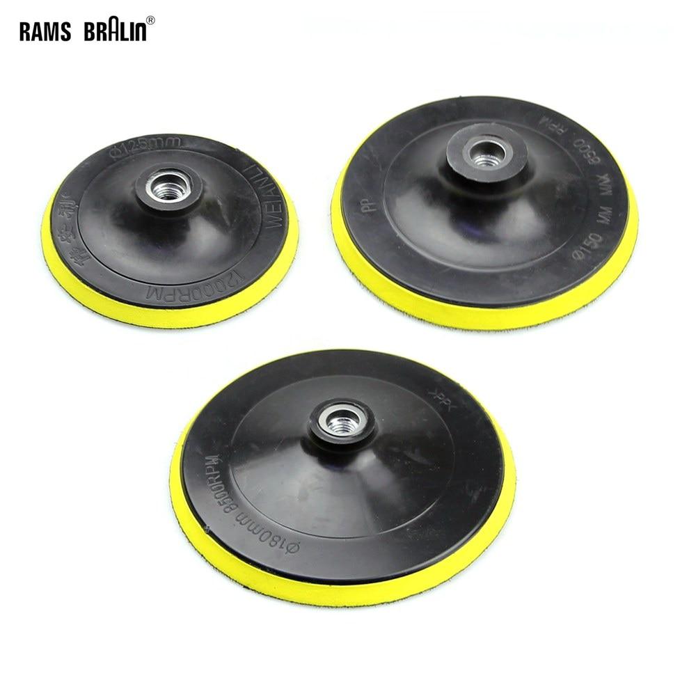 Angle die grinder sanding pads bicycle wheel holder
