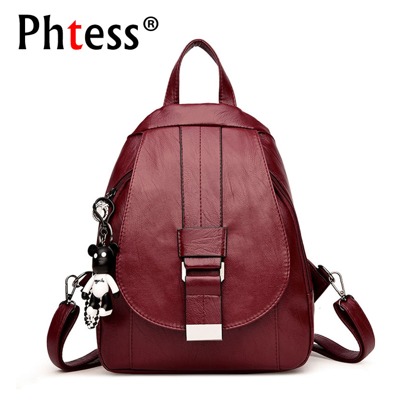 2017 Women Vintage Backpacks For School Small Shoulder Bag Preppy Style Female Backpack For Teenage Girls Sac a Dos Softback New 8848 brand women backpack preppy style 2017 spring new school student bag backpacks knapsack female 15 6 laptop 173 002 013