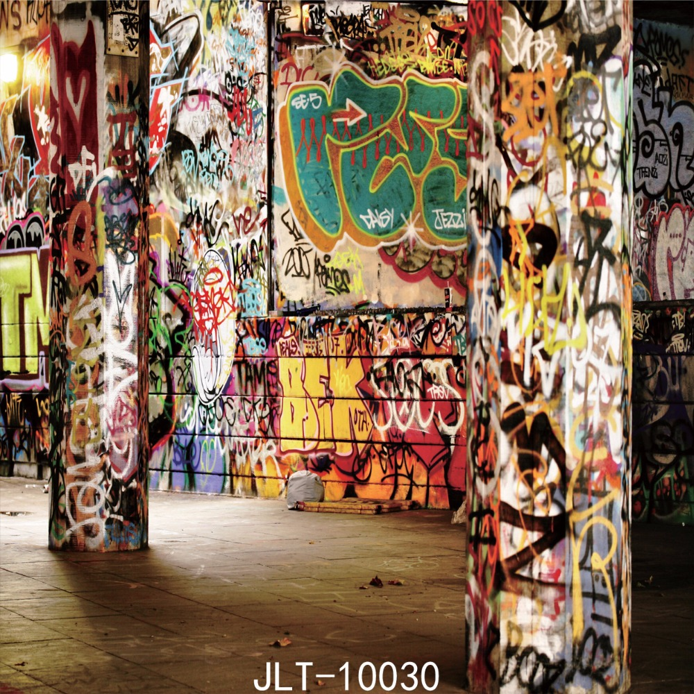 Graffiti background cloth photo background photography backdrop photography-studio-backdrop  fond studio photo vinyle8x8ft graffiti backdrop photography backdrops backgrounds for photo studio fond studio photo vinyle achtergronden voor fotostudio