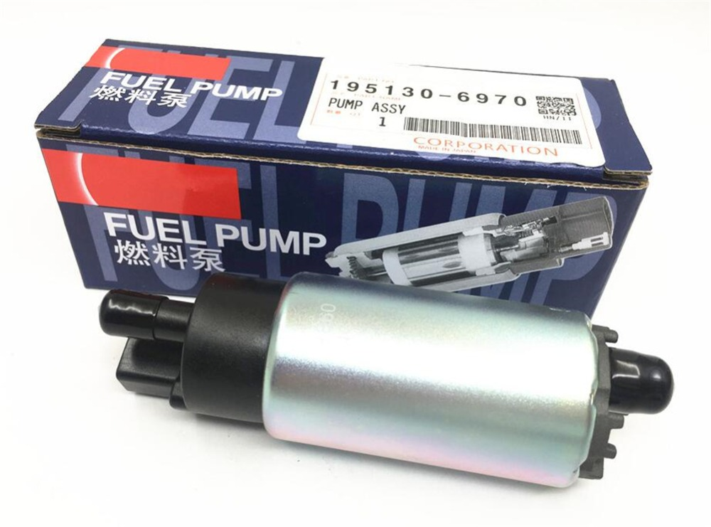 1pc Brand New Japan Original Electric Fuel Pumps 195130 6970 Suitable for Japanese Cars Universal
