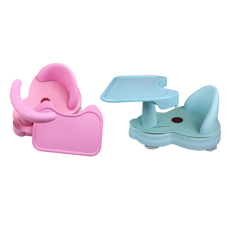New Toddler Baby Bath Tub Ring Seat Infant Child Kids Anti Slip Chair Non-slip Baby Care Bath Accessory