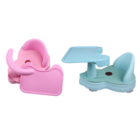 New Toddler Baby Bath Tub Ring Seat Infant Child Kids Anti Slip Chair Non slip Baby Care Bath Accessory