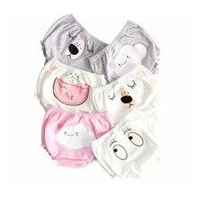 Cute Cartoon Baby Bloomers Newbron Girls Shorts Summer Trousers PP Pants Children Girl