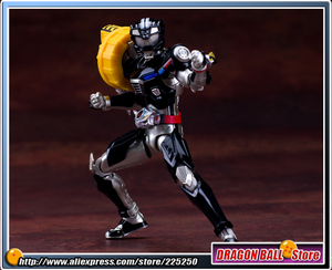 "Image 3 - Japan ""Kamen Masked Rider Drive"" Original BANDAI Tamashii Nations SHF/ S.H.Figuarts PVC Action Figure   Drive Type Wild"