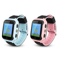 GPS Child Smart Watch SOS Call Location Device 1.54inch Touch Screen Tracker for Kid Safe Baby Watch With Wifi Kids Wristwatch