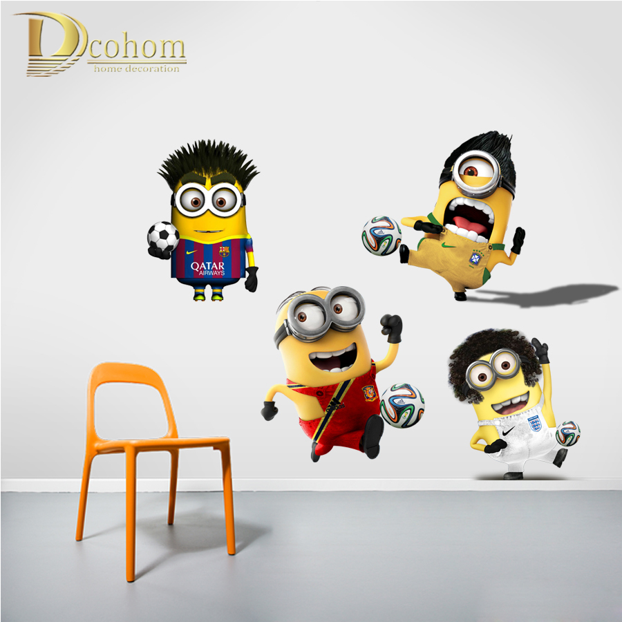 Minion Bedroom Compare Prices On Vinyl Minion Online Shopping Buy Low Price