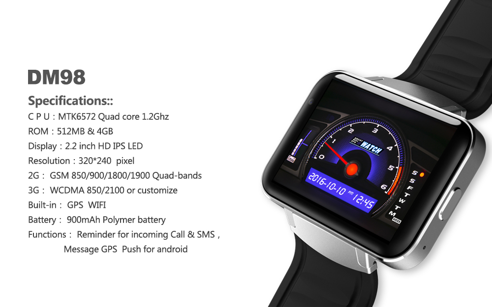 3G smart watch (2)