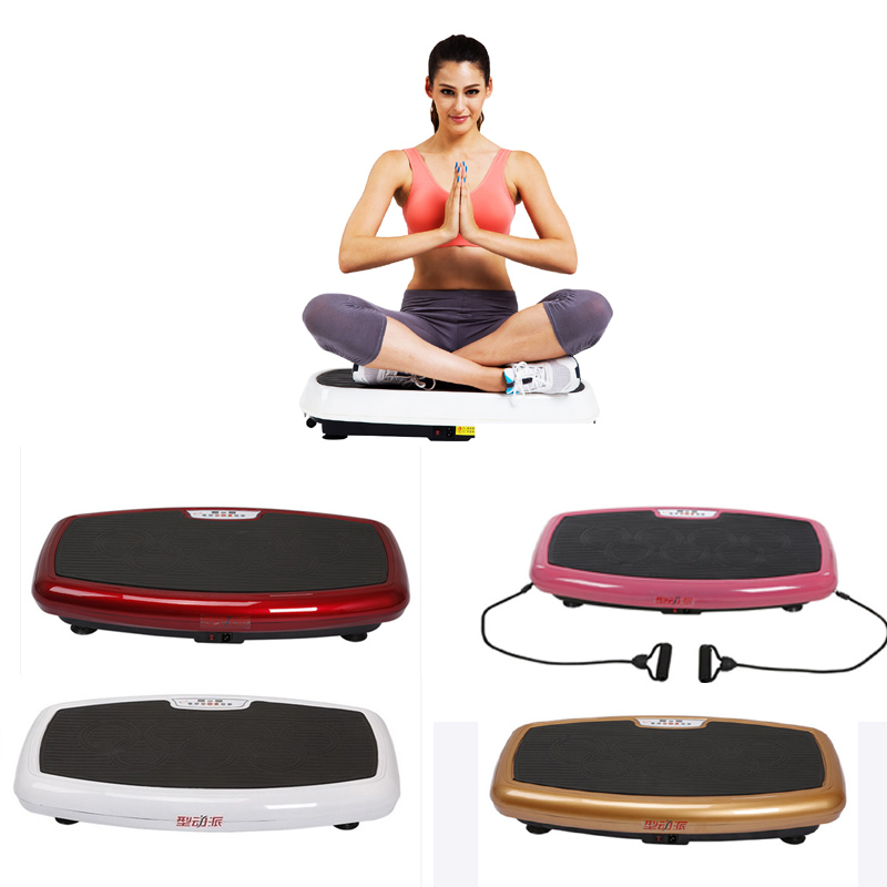 Fitness Equipment Ultrathin Body Massager Power Board