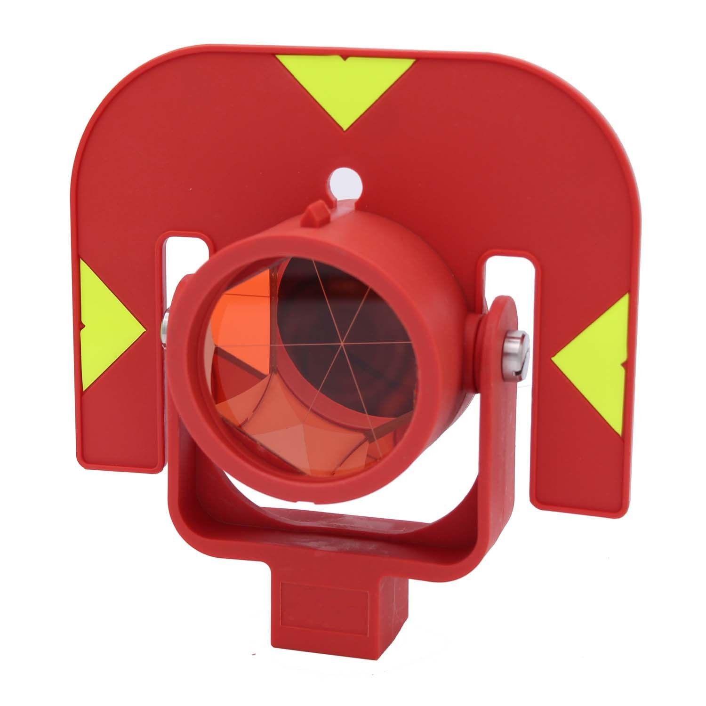 Новая Одиночная Призма красного цвета для общей станции