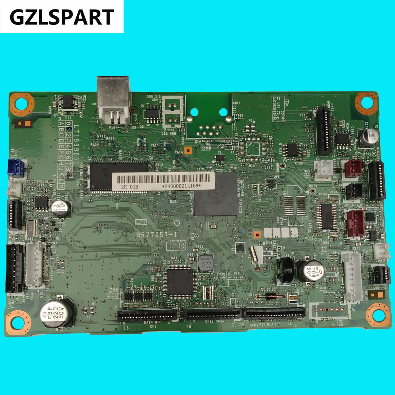 FORMATTER PCA ASSY Formatter Board logic Main Board MainBoard for Brother intelliFAX-2840 2840