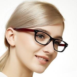 Image 3 - Occiキアリ女性2018アセテート近視フレーム光学デミピンク眼鏡眼鏡W CERIO