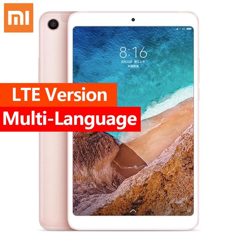 Xiaomi Mi Pad 4 LTE OTG MiPad 4 Tablets 8 PC Snapdragon 660 Octa Core 32G
