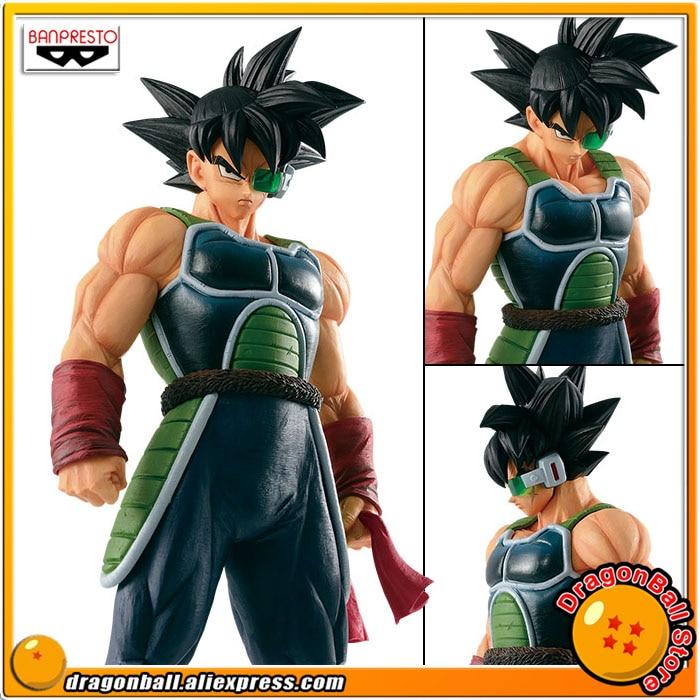 Japan Anime Dragon Ball Z Original Banpresto Resolution of Soldiers Grandista Vol.5 Collection Figure - Bardock / Barduck