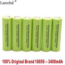 6 шт 2019NEW US18650VTC7 18650 3400 мА/ч, электронные продукты перезаряжаемая литиевая батарея большая емкость мобильного питания
