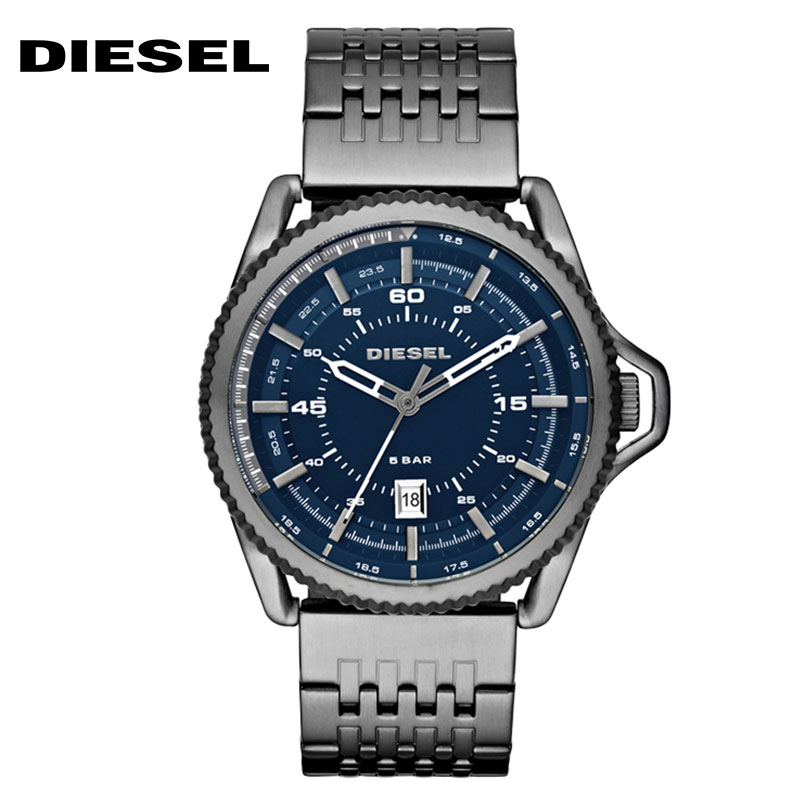Diesel ROLLCAGE Series Daily Display Quartz Man's Watch DZ1753 купить