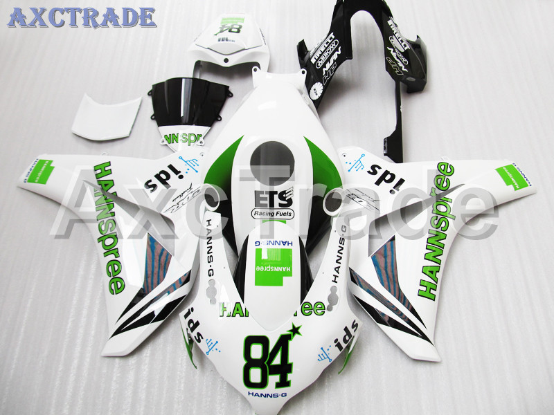 Motorcycle Fairings For Honda CBR1000RR CBR1000 CBR 1000 RR 2008 2009 2010 2011 ABS Plastic Injection Fairing Bodywork Kit MF019