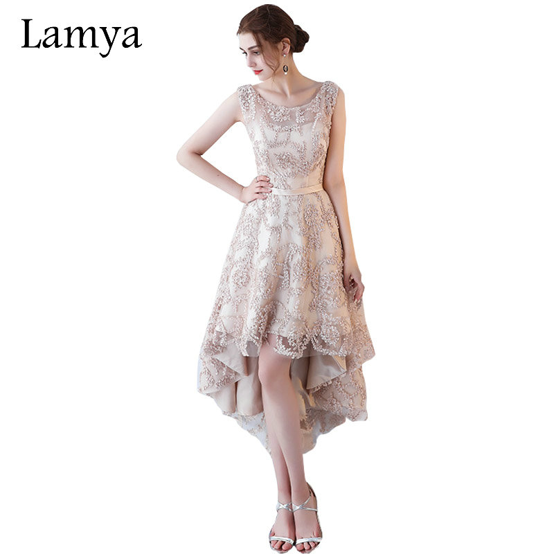 Aliexpress.com : Buy Lamya Princess Short Front Back Long ...