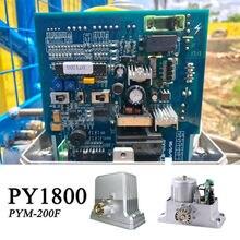 Placa mãe pcb, placa de circuito para 1800kg motor deslizante de portão PYM 200F PYM 200E porta portão controle placa