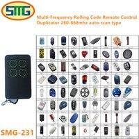 Universal Multifrequency Gate And Garage Door Remote Control BFT BENINCA DITEC V2 FAAC NICE DOORHAN CAME