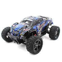 Ремо 1631 RC грузовик 1/16 2,4 г 4WD отмел-Road Monster Truck SMAX RC удаленного Управление автомобилей с передатчиком RTR электрический автомобиль(China)