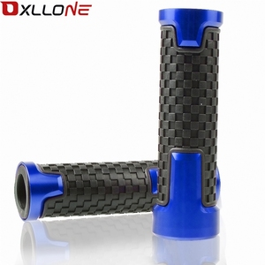 """Image 3 - Universal Moto Scooter 7/8"""" 22MM Non Slip Rubber Handlebar Exquisite Handle Bar For KYMCO XCITING S400 S 400 2017 2018 2019"""