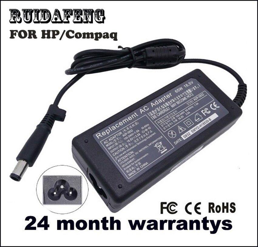 18.5V 3.5A LAPTOP ADAPTER CHARGER A HP Compaq CQ61 CQ60 CQ71 CQ70 G60 - Laptop kiegészítők