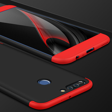 V9 Case Tough Double Dip 360 Full Protection Case For Huawei Honor 8 Pro Case For Huawei V9 Cover Coque phone Bags & Cases стоимость