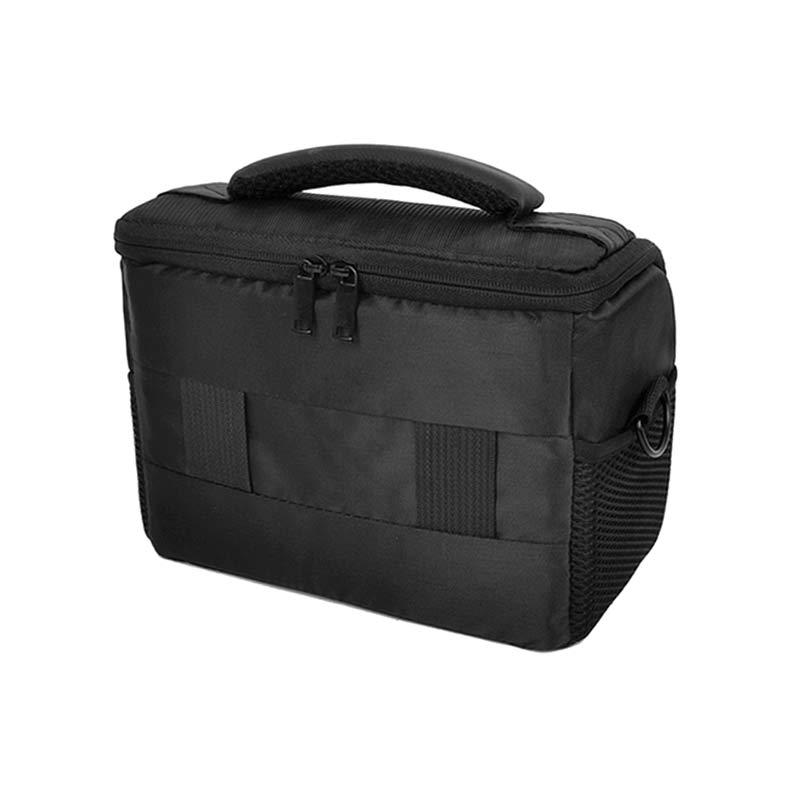 Recién impermeable Digital SLR DSLR hombro Cámara bolsa insertar caso para Canon EOS 70D 60D 5D 100D Nikon Sony