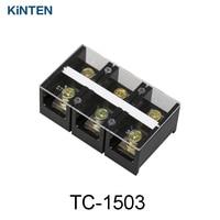 TC 1503 Fixed Terminal High Current Terminal Block Connector 150A 3P Copper Parts