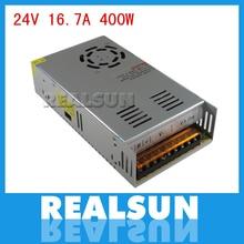 10 teile/los Universal 24 V 16.7A 400 Watt Schalter spg.versorgungsteil fahrer Schalt Für Led streifen Licht Display 110 V 220 V