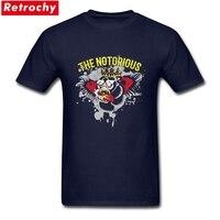Original McGregor Tattoo Gorilla Tee Casual Hip Hop The Notorious T Shirts For Men O Neck