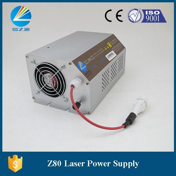 CO2 laser machine working feedback design 80W CO2 Laser Power Source for Laser Machine