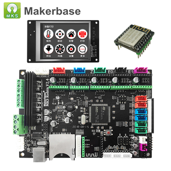 MKS Robin V2.4 Control Board with TFT32 Smart Display and Robin WiFi Controller STM32 Closed Source Software 3D Printer Parts