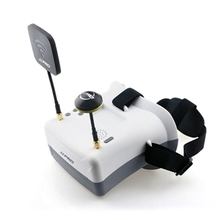 JJPRO JJPRO-F02 5.8G 64CH FPV FPV Goggles 4.3 480X272 Monitor for H8D H11D H6D Quadcopter